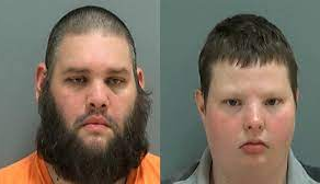 Child Molesters Charged After Kids Found Living In Home Infested With Roaches, Maggots and Shit