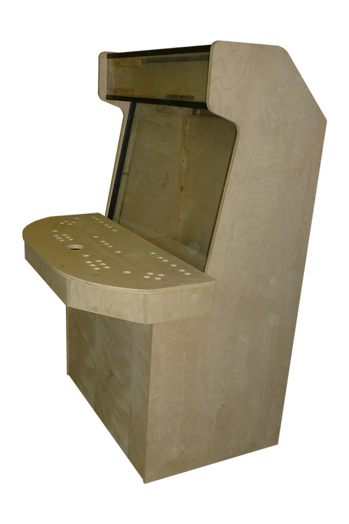 "Monster 43"" Player Upright Birch DIY Kit"