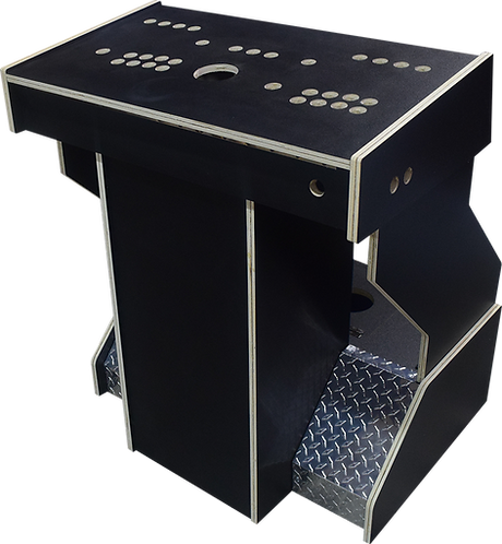 Thermal Laminate 2 Player Pedestal