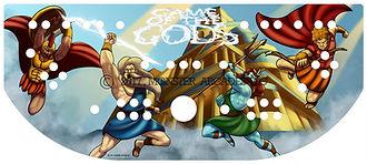 Gods Arcade Art