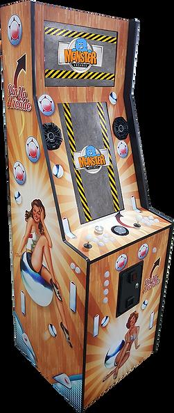Arcade Pinball Hybrid
