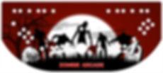 Zombie Arcade Control Panel Art