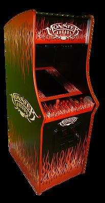 Ms Pacman Arcade Cabinet