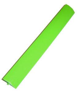 Bright Green T-Molding 20 Foot Roll