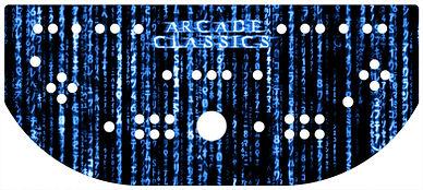 Blue Source Code Control Panel Art