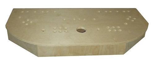 4 Player Control Panel Kit
