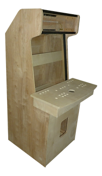 2-Player Upright Arcade Cabinet