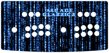 Blue Source Code 2-Player Control Panel
