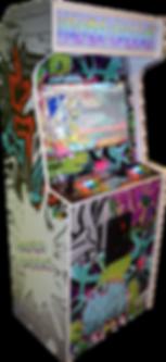 Slim Upright Arcade