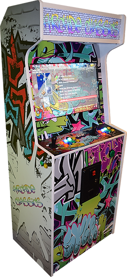 Slim Upright Arcade