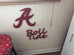 alabama rool tide sign