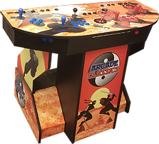 Pedestal Arcade Monster Arcades