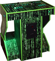 2 Player Pedestal Arcade