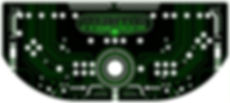 Green Grid Control Panel Art