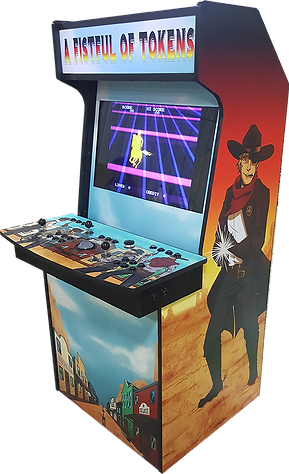 2-Player Arcade Cabinet