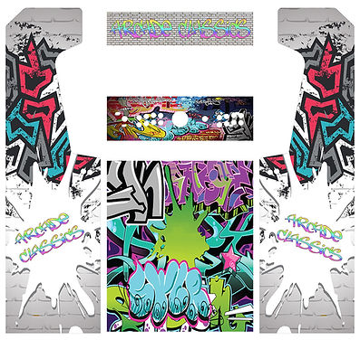 Graffiti Arcade Art