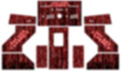 Red Souce Code Arcade Art