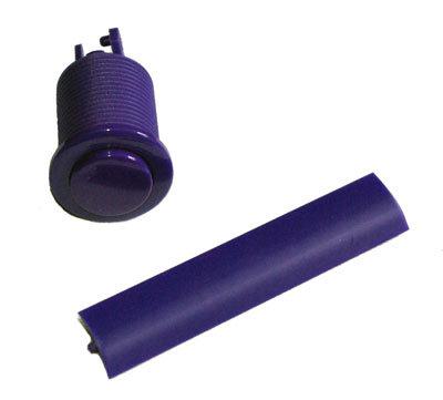 Purple T-Molding 20 Foot Roll