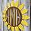 Thumbnail: Monogram Sunflower