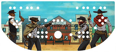 Gunfighter Control Panel Art