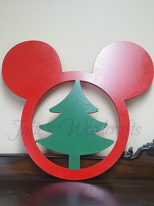 Mickey Christmas Tree