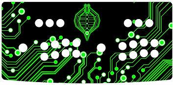 Green Gri 2-Player Control Panel
