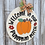 Thumbnail: Welcome To Our Pumpkin Patch Round Fall Door Hanger Craft