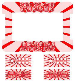 Red Sunbeam Cocktail Art