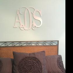 aDs monogram