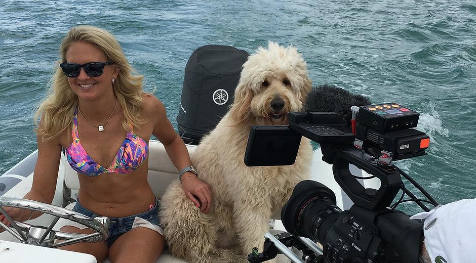 Hailey & Sadie - boat.jpg