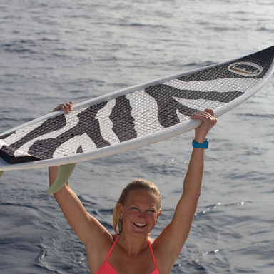 Hailey Winslow surfer chick