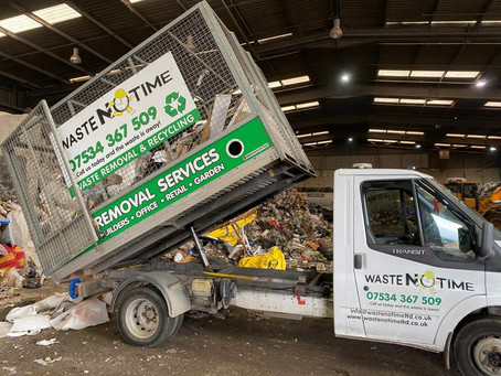 How professional waste collection and removal benefits the environment?