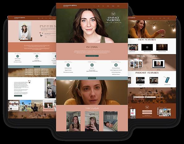 Actor Website Design.png