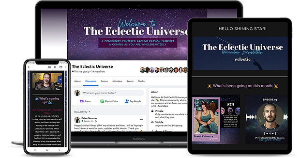 Eclectic Universe Community.png