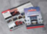 Transwest Corporate Brochure Designed