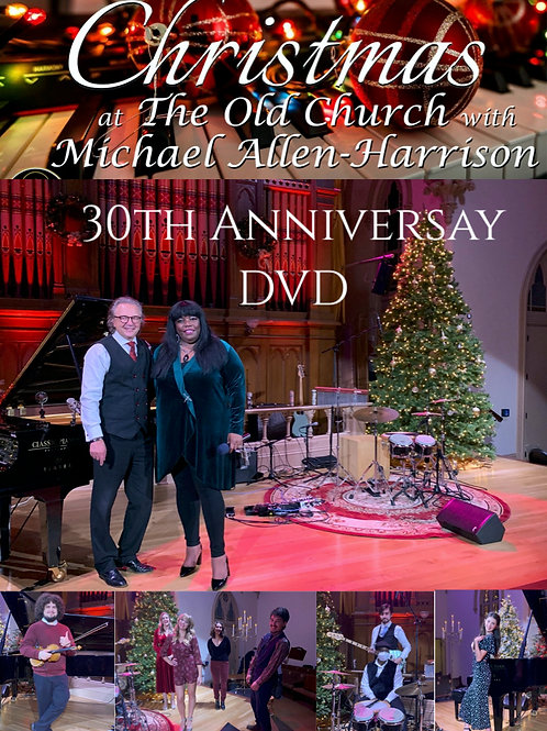 Christmas At The Old Church - 30th Anniversary - DVD