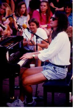 Me At Jazz Festival
