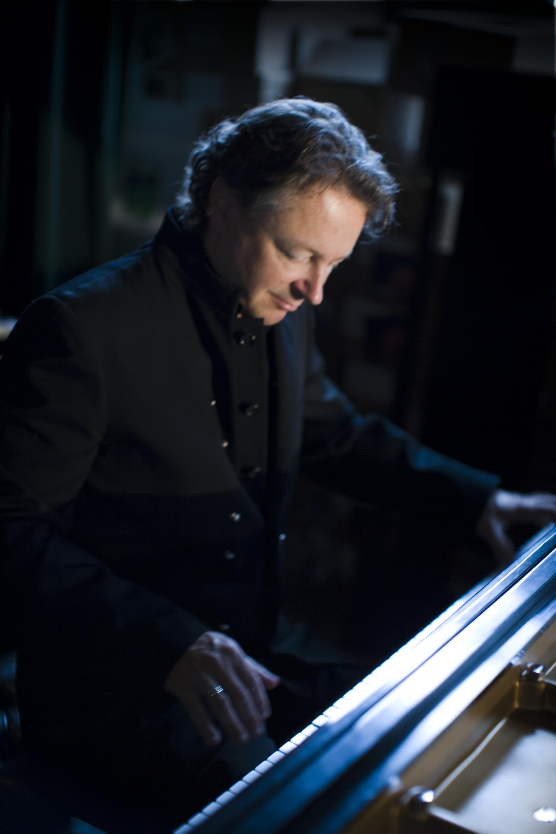 MAH At Piano