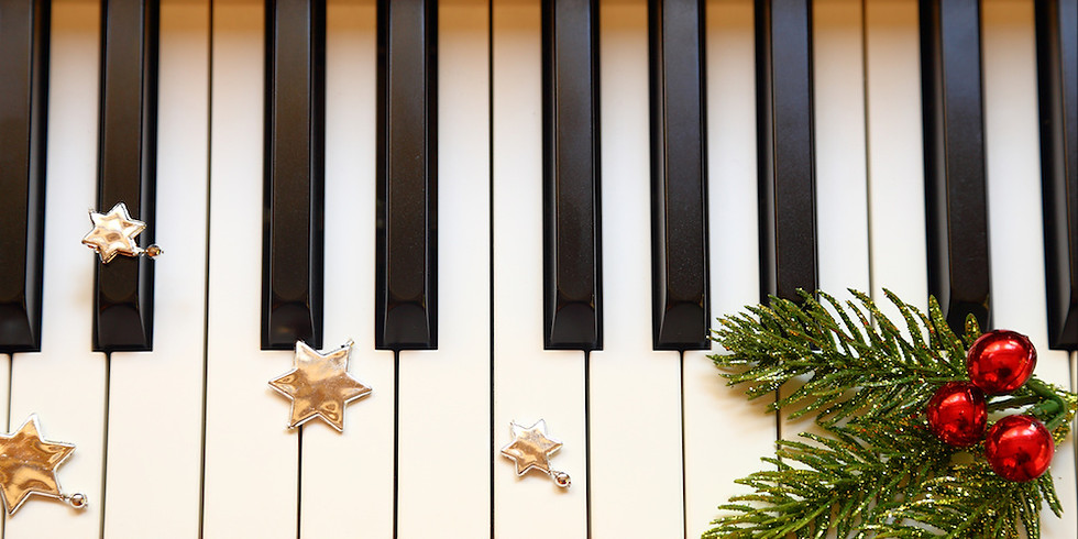 Nov. 27th - 2pm, Michael Allen Harrison & Friends Christmas In Canby