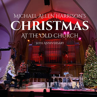 Christmas At The Old Church CD Cover 30t