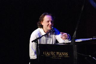 Michael at Piano