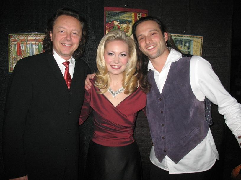 Michael, Katie , Aaron