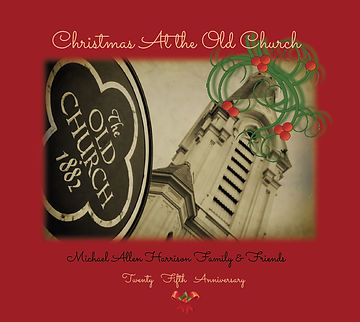 Christmas At The Old Church CD
