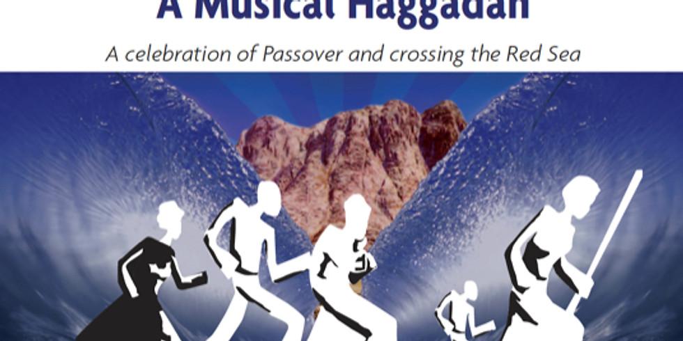 """Crossing Over"" A Musical Haggadah"