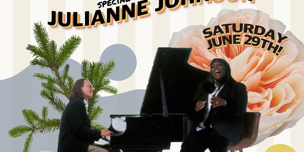 Outdoor Summer Concert - Michael Harrison Band Featuring Julianne Johnson