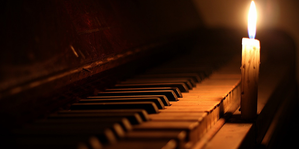Midweek Chill - Soothing Candlelight Piano Solo