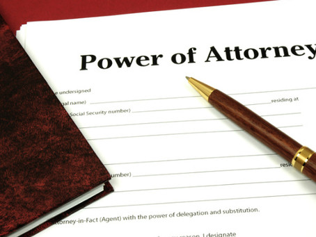 The Benefits of Financial and Healthcare Powers of Attorney
