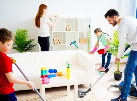 Tackle Germs and Prevent Infections by Keeping Your Home Clean
