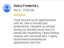 Ari Wax Skin Review