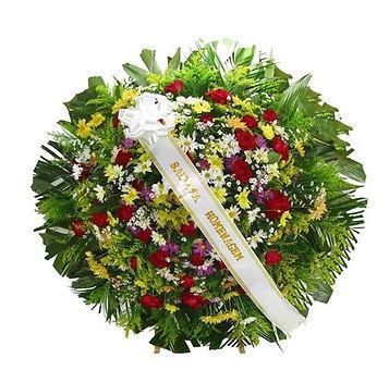 Flores  Funerária Ageplan